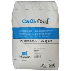 Хлористий кальцій 25 кг